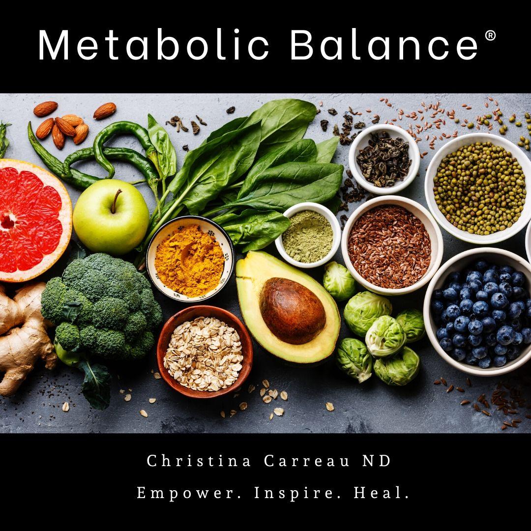 Metabolik Balance