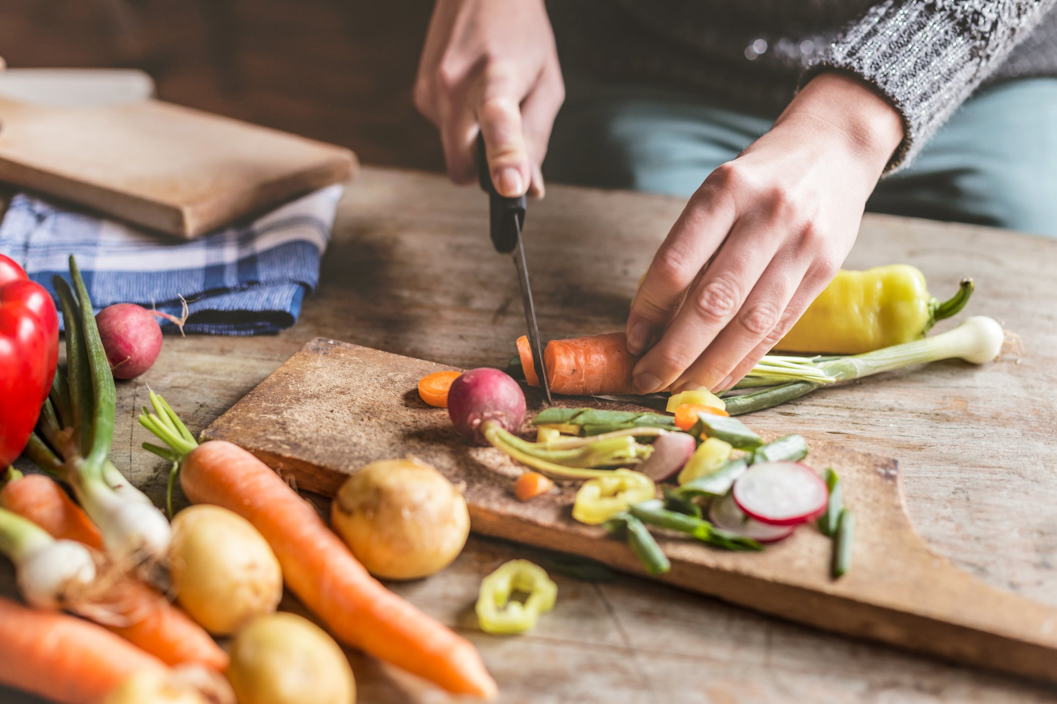 Back to Nutrition – 5 Tips for Cleaner Eating